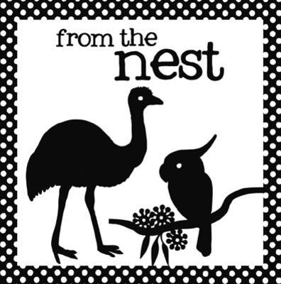 From the Nest - Crinkly Book of Aussie Animals