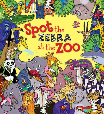 Spot The Zebra at the Zoo