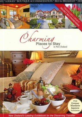 Charming Places to Stay in New Zealand 2014