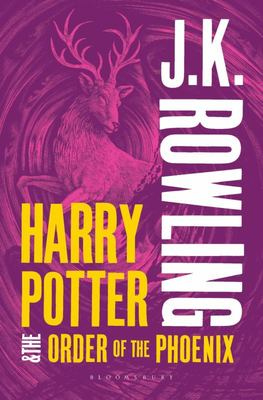 Harry Potter and the Order of the Phoenix (adult re jacket)