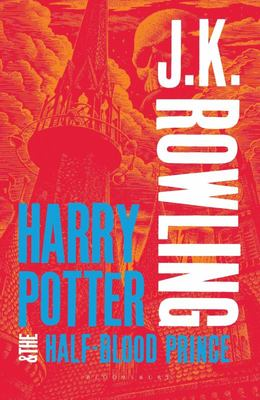 Harry Potter and the Half-blood Prince (adult re jacket)
