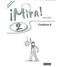 Mira! 2 Workbook B (Higher) Revised Edition (Pack of 8)