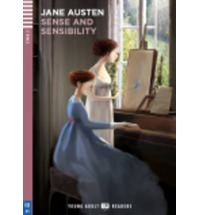 Young Adult Eli Readers - Sense and Sensibility + CD: Intermediate (Stage 3)