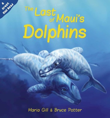 The Last of Maui's Dolphins