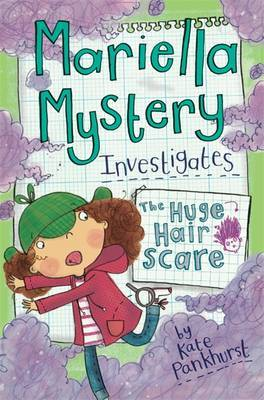 The Huge Hair Scare (Mariella Mystery Investigates #3)