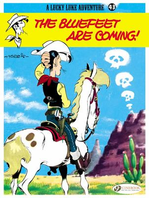 The Bluefeet are Coming (Lucky Luke #43)