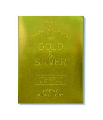 Gold and Silver New Metalic Graphics