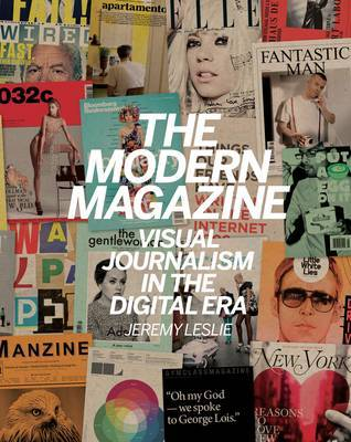 Modern Magazine - Visual Journalism in the Digital Age