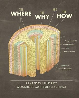 The Where, the Why and the How: 75 Artists Illustrate Wondrous Mysteries of Science