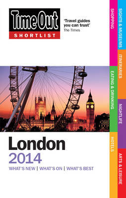 London Shortlist 2014 - Time Out