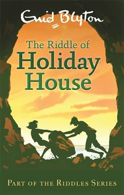 The Riddle of Holiday House (The Riddles Series #1)