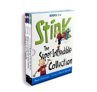 Stink: The Super-Incredible Collection (#1-#3)
