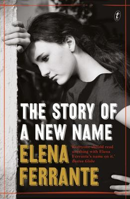 The Story of a New Name (My Brilliant Friend #2)