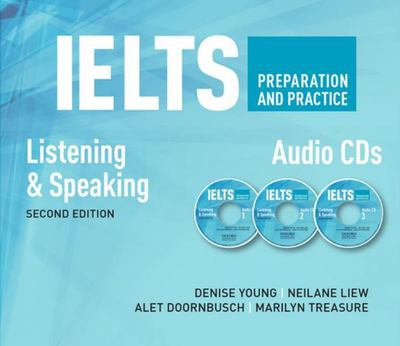 IELTS Preparation and Practice: Speaking & Listening Audio CD
