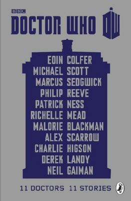 Doctor Who 50th Anniversary Collection: 11 Doctors, 11 Stories