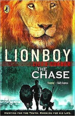The Chase (Lionboy #2)