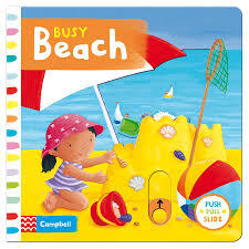Busy Beach (Push Pull Slide)