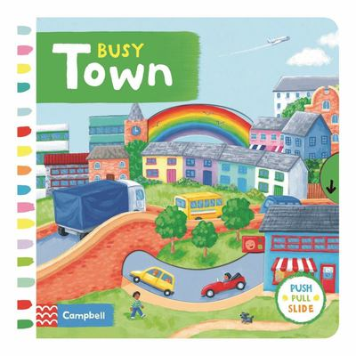 Busy Town (Push Pull Slide)