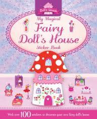 My Magical Fairy Doll's House Sticker Book