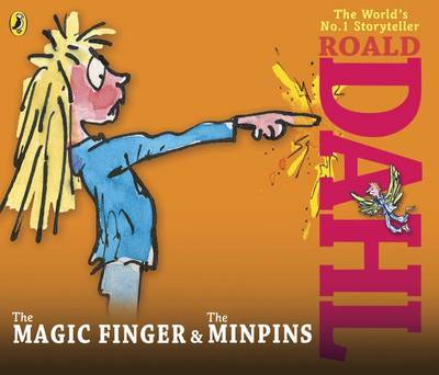 The Magic Finger & The Minpins (Audio CD)