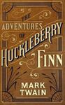The Adventures of Huckleberry Finn (Leather Bound)