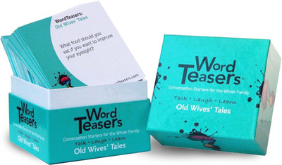 Old Wives' Tales (Word Teasers)