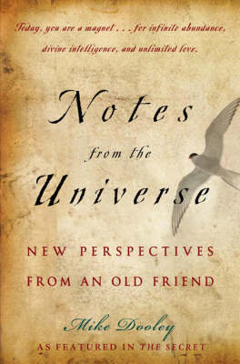 Notes from the Universe (HB)