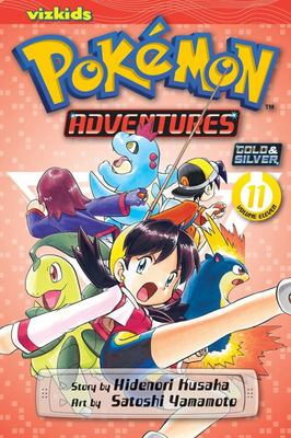 Pokemon Adventures (Gold & Silver #11)