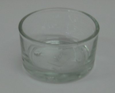 Candle Accessories Tealight Basic Glass Holder