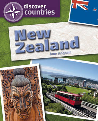 New Zealand (Discover Countries)