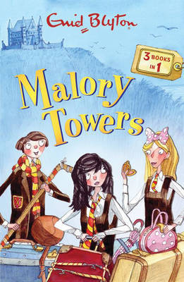 The Early Years at Malory Towers (#1-3 Bindup)