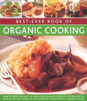 Organic Cookbook Best Ever