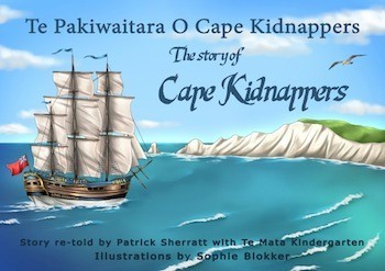 Te Pakiwaitara O Cape Kidnappers : the Story Of Cape Kidnappers