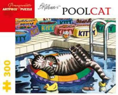 Pool Cat Jigsaw Puzzle 300pcs