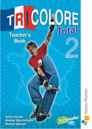 Tricolore Total 2 Teachers Book