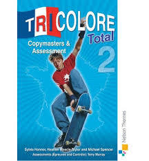 Tricolore Total 2 Copymasters and Assessment