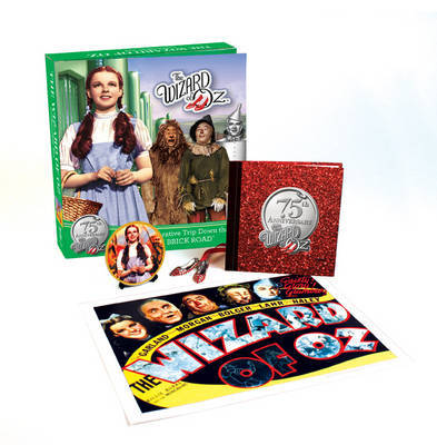 Wizard of Oz Collectible Set: A Commemorative Trip Down the Yellow Brick Road