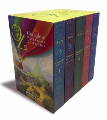 Oz, The Complete Collection