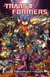 Transformers: More Than Meets the Eye: Volume 5