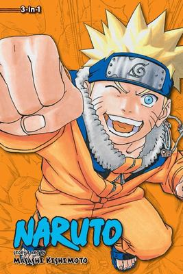 Naruto (3-In-1) Vol. 7 (19, 20, 21)