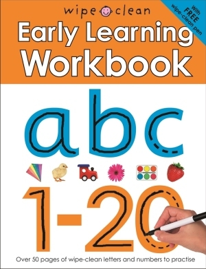 Early Learning Workbook (Wipe Clean)