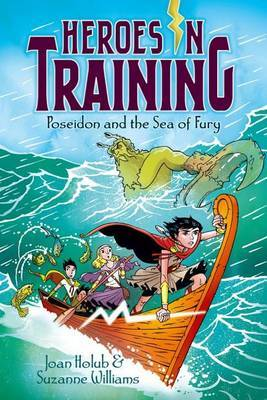 Poseidon and the Sea of Fury (Heroes In Training #2)