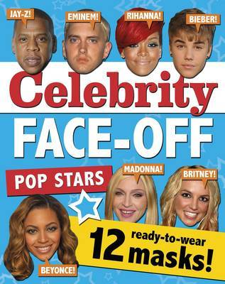 Celebrity Masks: Pop Stars