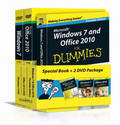Windows 7 and Office 2010 For Dummies