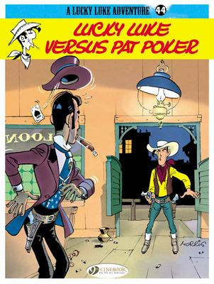 Lucky Luke Versus Pat Poker (Lucky Luke #44)
