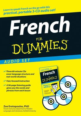 French For Dummies (Audio Set)