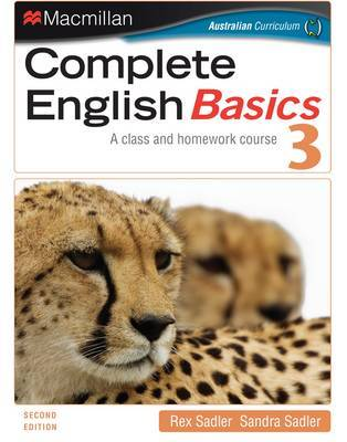Complete English Basics 3: A Class and Homework Course