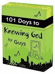 Promises 101 Days to Knowing God for Guys