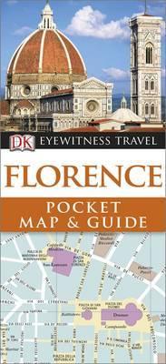 Florence Pocket Map & Guide - DK Eyewitness Travel Guide