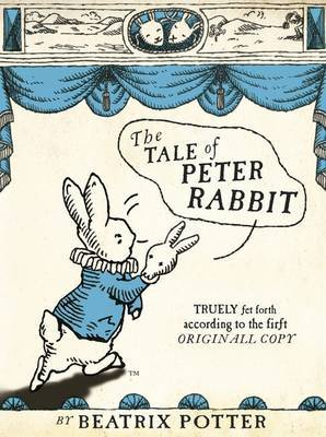 The Tale of Peter Rabbit Shakespeare Edition